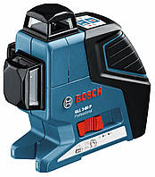Нивелир лазерный Bosch GLL 3-80 P (БЕЗ УПАКОВКИ БЕЗ ЧЕХЛА,уровень)