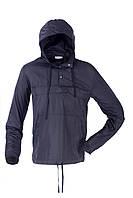 Стильная ветровка мужская с капюшоном Anorbag play L 48 black s19ABmw70_1