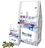 Корм Monge VetSolution Gastrointestinal feline для кошек с проблемой пищеварения 1.5