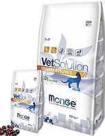 Корм Monge VetSolution Urinary Struvite feline для кошек с проблемой мочеполовой системы