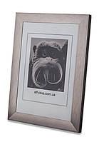 """Фоторамка из Алюминия """"бронза"""" матовая 3,0 см. Для грамот, дипломов, сертификатов, фото, плакатов, постеров."""