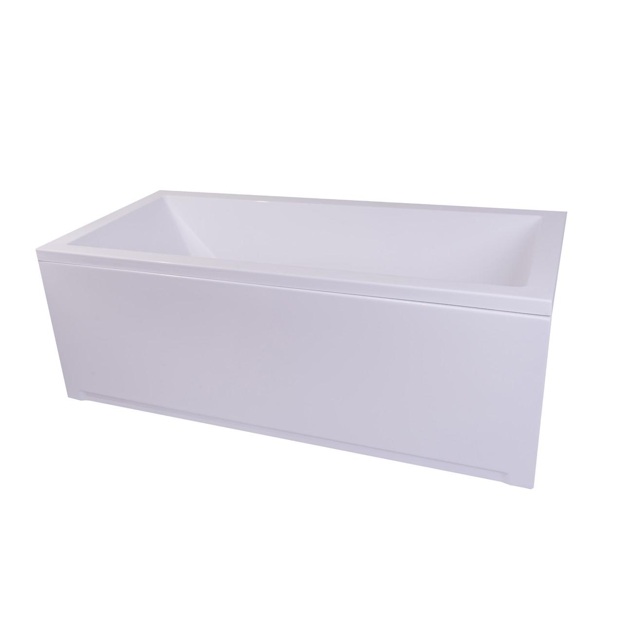 Акриловая ванна Nika 170*75 см