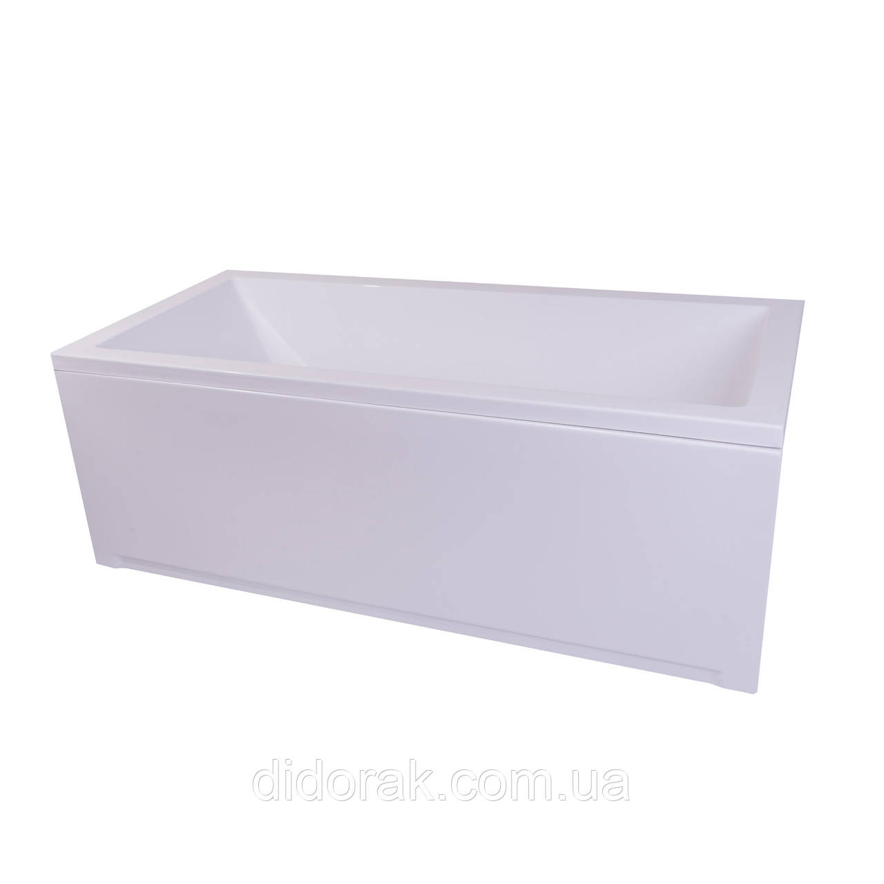 Акриловая ванна Nika 170*75 см, фото 1