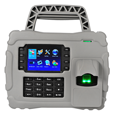 Биометрическая система учета рабочего времени ZKTeco S922