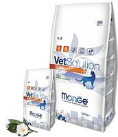 Monge VetSolution Renal feline 1.5 кг сухой корм противовоспалительный для взрослых кошек