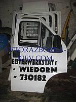 Дверь передняя для Citroen jumper