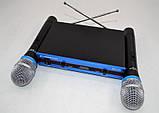 Радіосистема на 2 мікрофони Sennheiser EW-100, фото 2