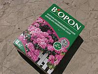 Удобрение для рододендронов и азалий BIOPON гранулированное 1 кг. Польша.