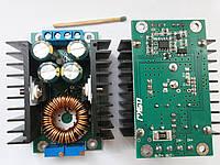 Понижающий преобразователь напряжения 32в→1.25в с регулировкой тока (DC-DC). Мощный. XL4016.