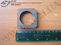 Призма коробки відбору потужностей 6505-4202215 КрАЗ