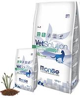 Monge VetSolution Diabetic feline 1.5 кг сухой корм при диабете и лишнем весе для кошек