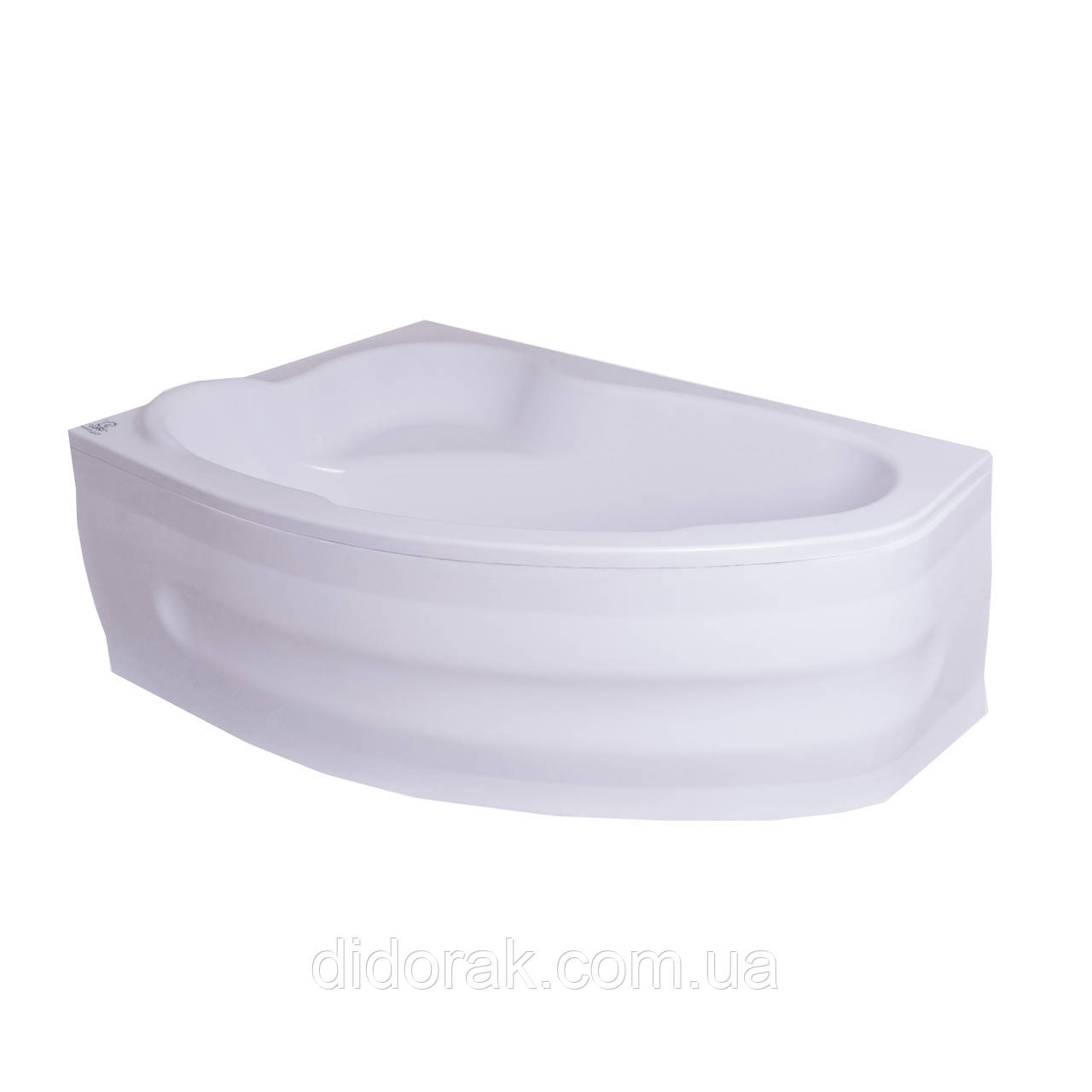 Угловая акриловая ванна Liora Lux 170*100 см, фото 1