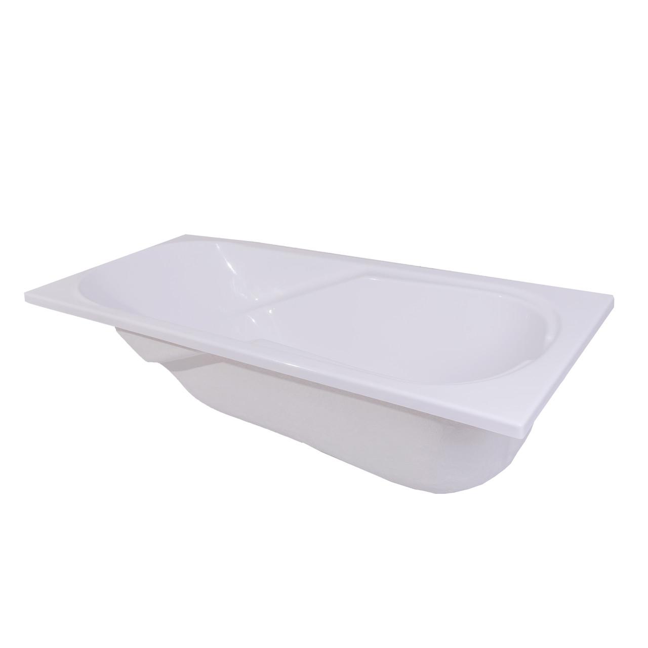 Акриловая ванна Diora 180*80 см