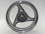 Диск задний 2,50-12, узкий дисковый тормоз, 19 шлицов, фото 2