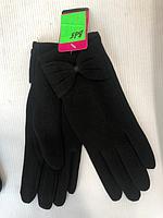 Перчатки женские трикотажные