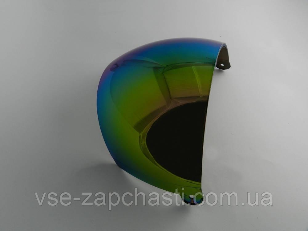Стекло, шлема без подбородка, тонированое