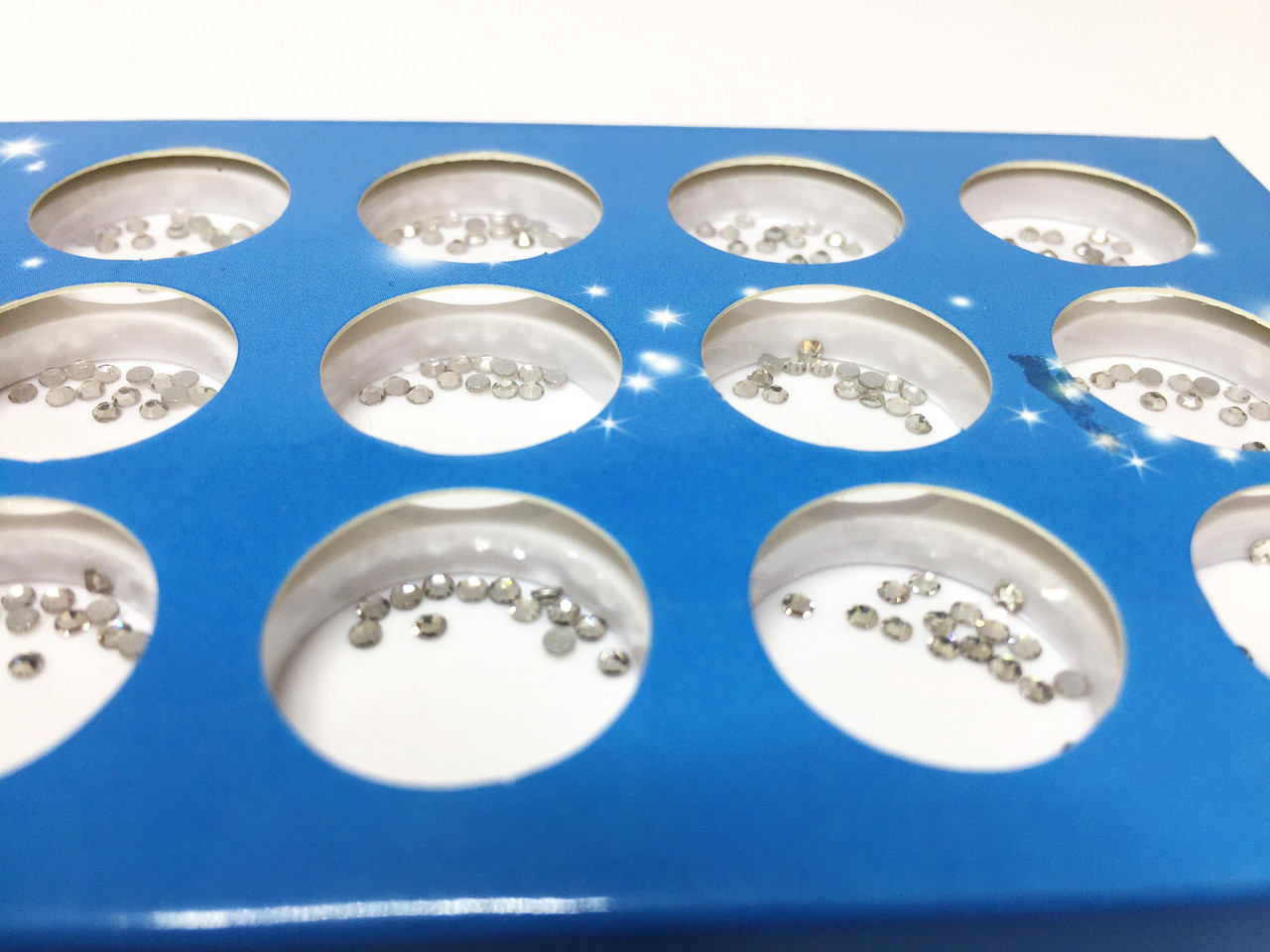 Набор для декора ногтей дизайн маникюр украшение мелкие блестящие