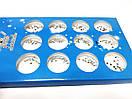 Набор для декора ногтей дизайн маникюр украшение мелкие блестящие, фото 3