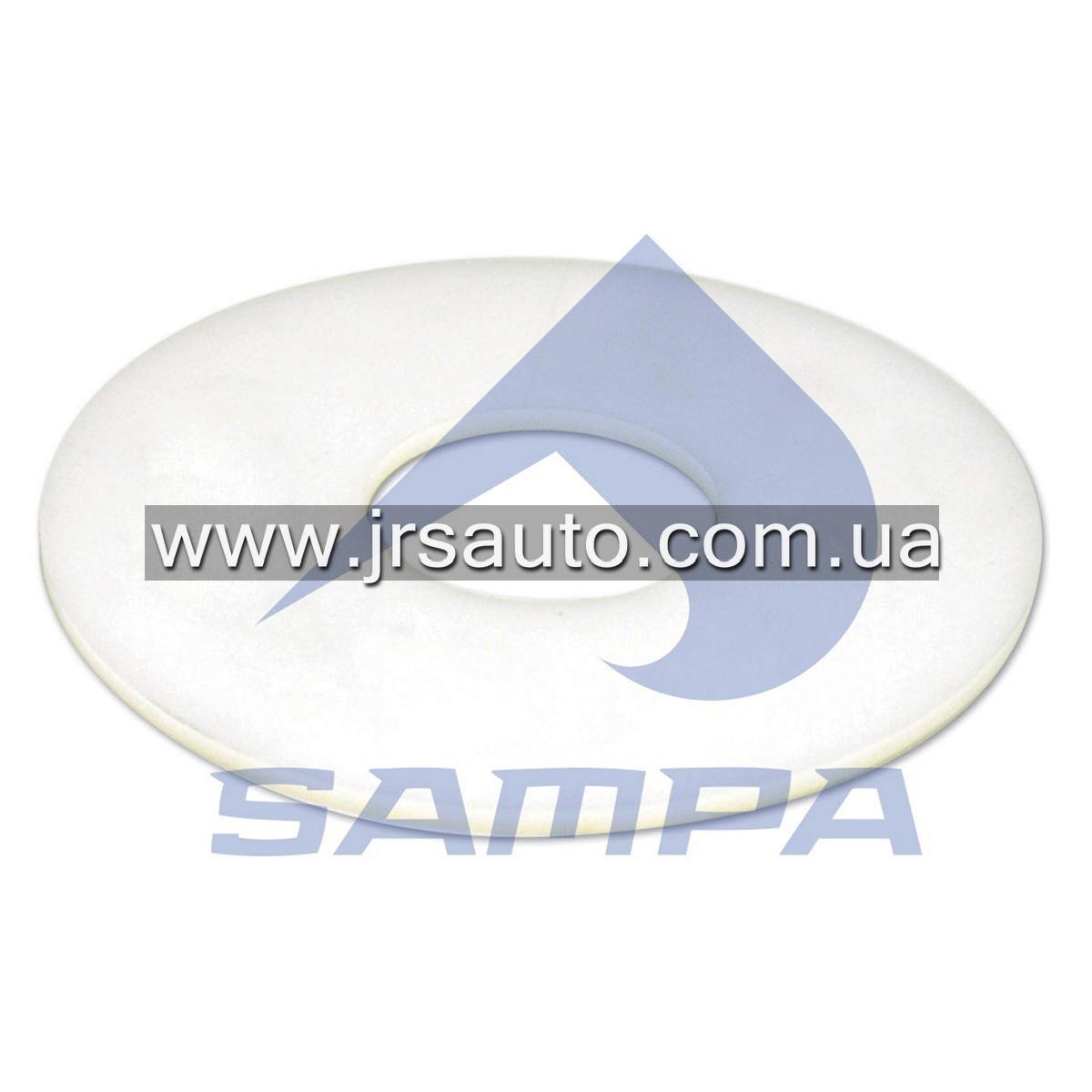 Шайба 170x60x5 упорная сайлентблока SAF \4331502901 \ 015.088