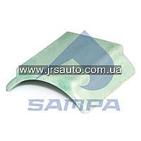 Подушка опорно-сцепного устройства GEORG FISCHER \662130101 \ 015.145