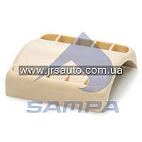 Подушка седла пластик HOLLAND \XB10210 \ 015.156