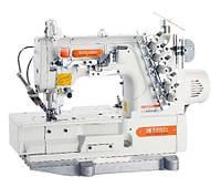 Siruba F007KD-W122-356/FHA/UTJ Плоскошовная швейна машина (распошивалка) з вбудованим сервомотором і электрообрезкой верхніх і нижніх ниток