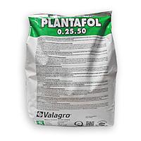 ПЛАНТАФОЛ NPK 0+25+50 / PLANTAFOL NPK 0+25+50, Valagro 5 кг