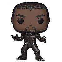 Фигурка Черная пантера Funko-Pop Black Panther FUNKO 23129