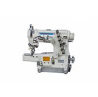 Shunfa SF662-01 пятиниточная распошивальная машина с цилиндрической платформой