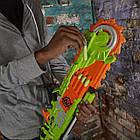 Бластер Нерф Зомби Страйк Бензопила  Nerf Zombie Strike Brainsaw Blaster, фото 2