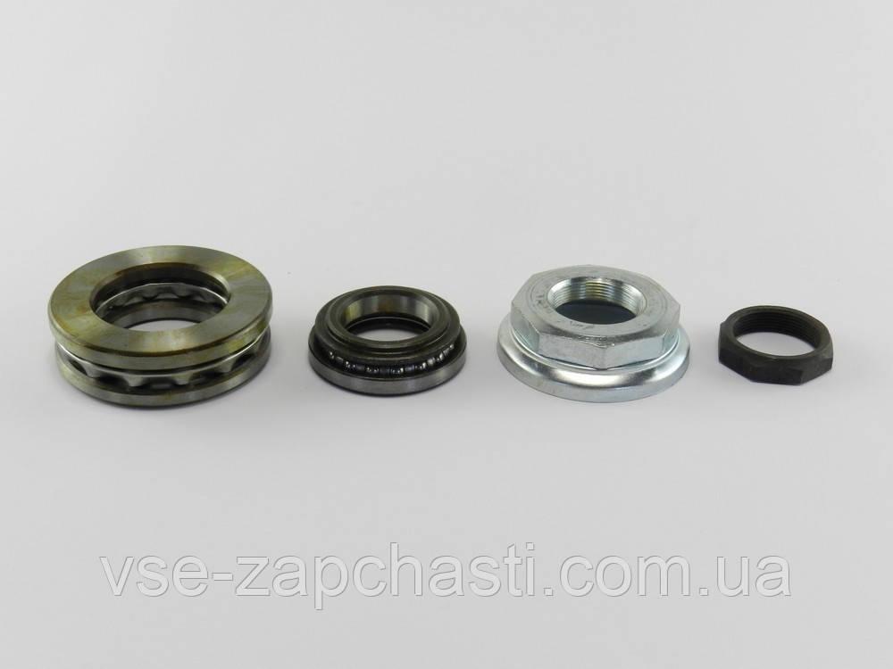 Подшипники руля комплект 4т GY6-125/150сс (шариковый)