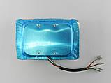 Лампа вставка диодная в квадратную фару CG-125/150cc, фото 4