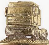 Старый настенный барельеф, бронзовая табличка van Lambalgen, бронза, Германия, фото 2
