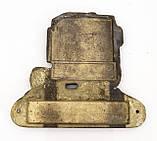 Старый настенный барельеф, бронзовая табличка van Lambalgen, бронза, Германия, фото 4