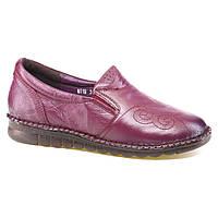 Женские повседневные туфли Veritas код: 034807, размеры: 37, 39, 41