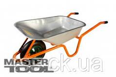 MasterTool  Тачка садово-строительная 85 л/ 150, одноколесная, Арт.: 79-9844