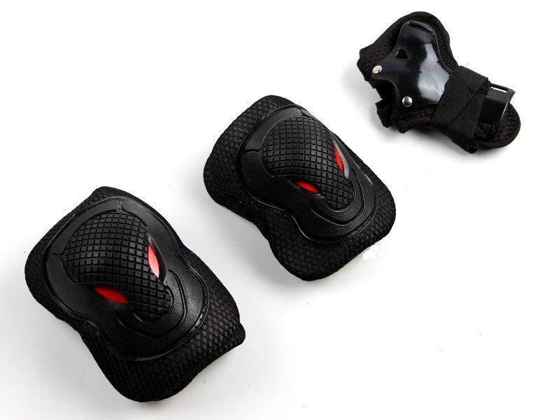 Комплект защита Sport Shield черная для детей