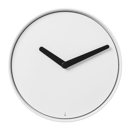 ИКЕА (IKEA) STOLPA, 804.003.82, Часы, 32 см - ТОП ПРОДАЖ