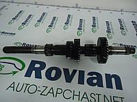 Вал КПП первичный (1,5 dci V 8) Renault KANGOO 1 2003-2008 (Рено Кенго), 8200140873