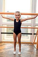 Купальник - майка гимнастический для занятия танцами и гимнастикой