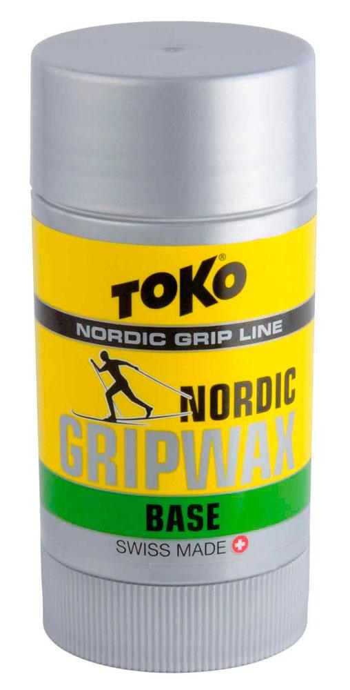 Воск Nordlc Base Wax Green 27g