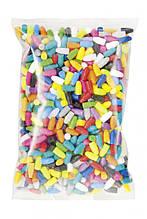 Заглушки в отверстия от креплений Toko Binding Plugs разноцветные 1000шт