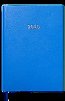 Ежедневник датированный buromax bm.2129-14 голубой 2020 год strong a5 на 336 страниц