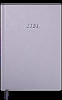Ежедневник датированный buromax bm.2129-09 серый 2020 год strong a5 на 336 страниц