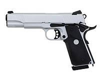 Пистолет Colt R27-S Metal Green Gas [Army Armament]