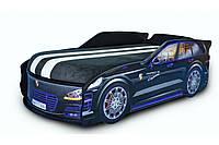 """Кровать-машина """"LEXUS"""",""""BMW X5"""",""""Range Rover"""",""""Porsche"""" с матрасом и мягким подголовником!"""