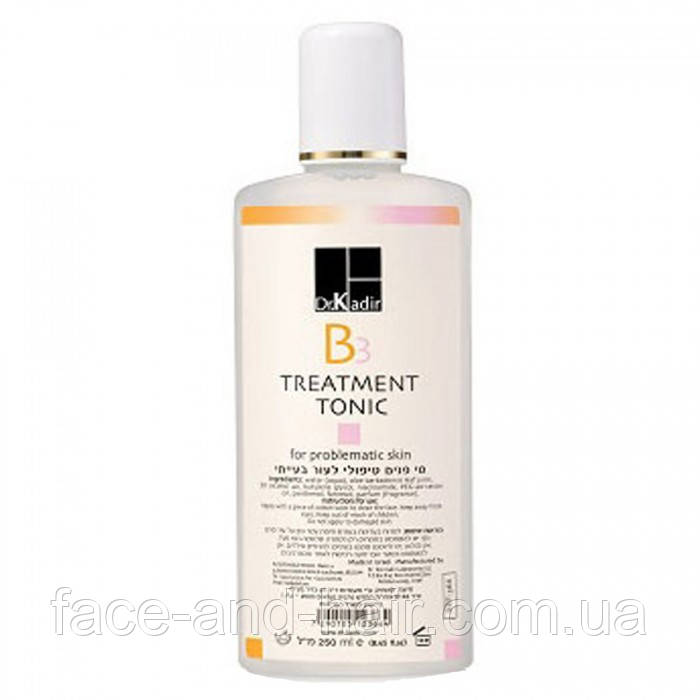Тоник для проблемной кожи B3 Dr. Kadir B3 Treatment Tonic for Problematic Skin 250 мл