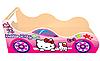 Ліжко машинка для дівчинки . «Драйв» Мінні, Кітті VIORINA-DEKO