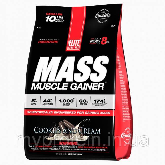ELITE LabsГейнерыMass Muscle Gainer4,6 kg