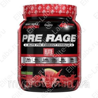 ELITE LabsПредтренировочники, NOPre Rage280 g